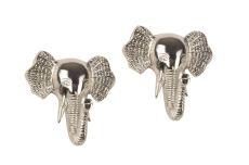 Kleiderhaken-Set Elefant Julio