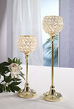 Kerzenständer Marie Gold