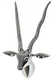 Deko Geweih Antilope